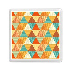 Triangles Pattern  Memory Card Reader (square)  by TastefulDesigns