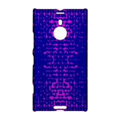 Blue And Pink Pixel Pattern Nokia Lumia 1520 by Amaryn4rt