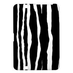 Zebra Background Pattern Kindle Fire Hd 8 9  by Amaryn4rt