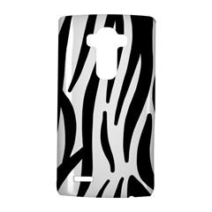 Seamless Zebra A Completely Zebra Skin Background Pattern Lg G4 Hardshell Case by Amaryn4rt