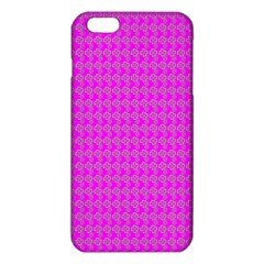 Clovers On Pink Iphone 6 Plus/6s Plus Tpu Case by PhotoNOLA