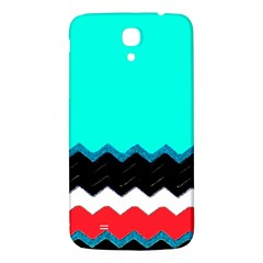 Pattern Digital Painting Lines Art Samsung Galaxy Mega I9200 Hardshell Back Case by Amaryn4rt