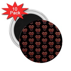 Dark Conversational Pattern 2 25  Magnets (10 Pack)  by dflcprints