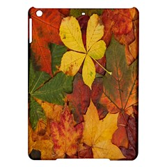 Colorful Autumn Leaves Leaf Background Ipad Air Hardshell Cases