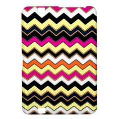 Colorful Chevron Pattern Stripes Kindle Fire Hd 8 9  by Amaryn4rt