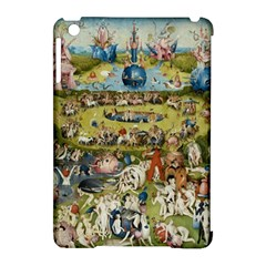 Hieronymus Bosch Garden Of Earthly Delights Apple Ipad Mini Hardshell Case (compatible With Smart Cover) by MasterpiecesOfArt