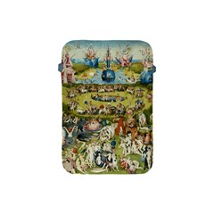 Hieronymus Bosch Garden Of Earthly Delights Apple Ipad Mini Protective Soft Cases by MasterpiecesOfArt