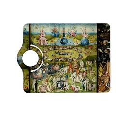 Hieronymus Bosch Garden Of Earthly Delights Kindle Fire Hd (2013) Flip 360 Case by MasterpiecesOfArt