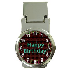 Happy Birthday To You! Money Clip Watches by Amaryn4rt