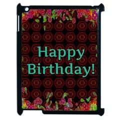 Happy Birthday To You! Apple Ipad 2 Case (black) by Amaryn4rt