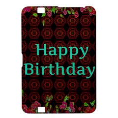 Happy Birthday To You! Kindle Fire Hd 8 9  by Amaryn4rt