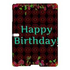 Happy Birthday To You! Samsung Galaxy Tab S (10 5 ) Hardshell Case  by Amaryn4rt