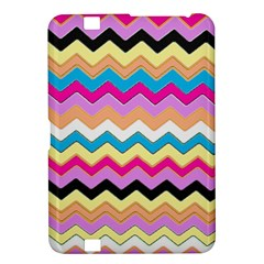 Chevrons Pattern Art Background Kindle Fire Hd 8 9  by Amaryn4rt
