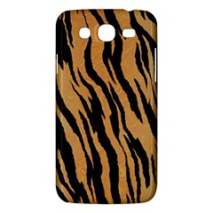 Tiger Animal Print A Completely Seamless Tile Able Background Design Pattern Samsung Galaxy Mega 5 8 I9152 Hardshell Case  by Amaryn4rt