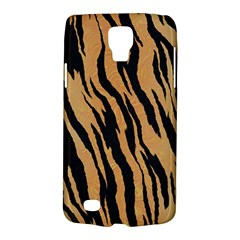 Tiger Animal Print A Completely Seamless Tile Able Background Design Pattern Galaxy S4 Active by Amaryn4rt