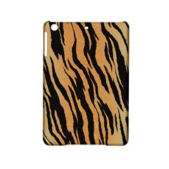 Tiger Animal Print A Completely Seamless Tile Able Background Design Pattern Ipad Mini 2 Hardshell Cases by Amaryn4rt