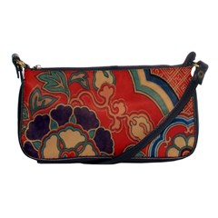 Vintage Chinese Brocade Shoulder Clutch Bags by Amaryn4rt