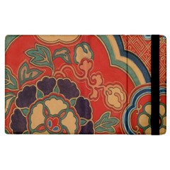 Vintage Chinese Brocade Apple Ipad 3/4 Flip Case by Amaryn4rt
