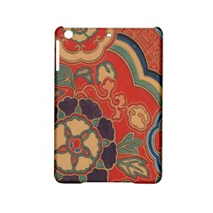 Vintage Chinese Brocade Ipad Mini 2 Hardshell Cases by Amaryn4rt