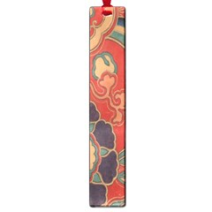 Vintage Chinese Brocade Large Book Marks by Amaryn4rt