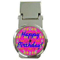 Happy Birthday! Money Clip Watches by Amaryn4rt