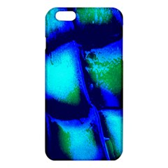 Blue Scales Pattern Background Iphone 6 Plus/6s Plus Tpu Case by Amaryn4rt