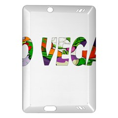 Go Vegan Amazon Kindle Fire Hd (2013) Hardshell Case by Valentinaart