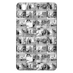 Old Comic Strip Samsung Galaxy Tab Pro 8 4 Hardshell Case by Valentinaart