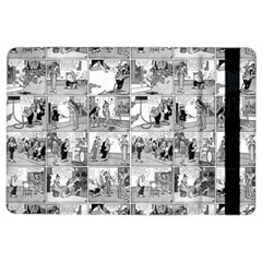 Old Comic Strip Ipad Air 2 Flip by Valentinaart