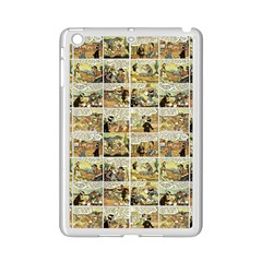 Old Comic Strip Ipad Mini 2 Enamel Coated Cases by Valentinaart