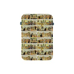 Old Comic Strip Apple Ipad Mini Protective Soft Cases by Valentinaart