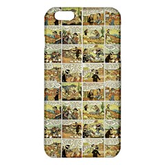 Old Comic Strip Iphone 6 Plus/6s Plus Tpu Case by Valentinaart