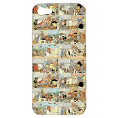 Old Comic Strip Apple Iphone 5 Hardshell Case by Valentinaart