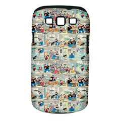 Old Comic Strip Samsung Galaxy S Iii Classic Hardshell Case (pc+silicone) by Valentinaart