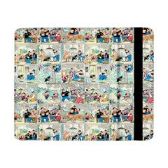 Old Comic Strip Samsung Galaxy Tab Pro 8 4  Flip Case by Valentinaart