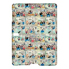 Old Comic Strip Samsung Galaxy Tab S (10 5 ) Hardshell Case  by Valentinaart