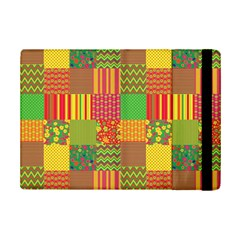 Old Quilt Ipad Mini 2 Flip Cases by Valentinaart