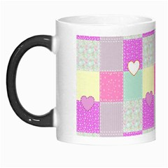 Old Quilt Morph Mugs by Valentinaart