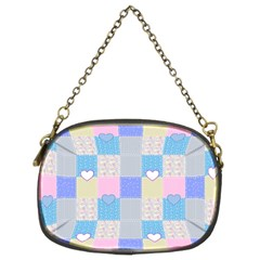 Patchwork Chain Purses (two Sides)  by Valentinaart