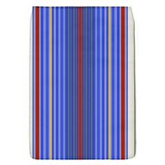 Colorful Stripes Background Flap Covers (s)  by Amaryn4rt