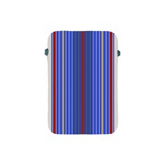 Colorful Stripes Background Apple Ipad Mini Protective Soft Cases by Amaryn4rt