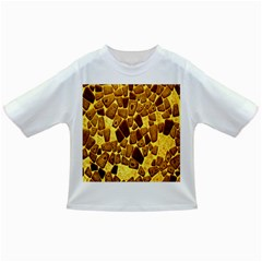 Yellow Cast Background Infant/toddler T Shirts by Amaryn4rt