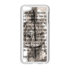 Zodiac Killer  Apple Ipod Touch 5 Case (white) by Valentinaart