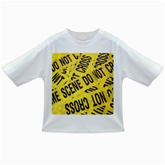 Crime Scene Infant/toddler T Shirts by Valentinaart