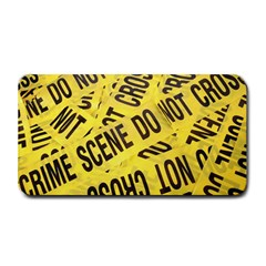 Crime Scene Medium Bar Mats by Valentinaart