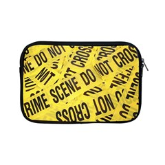 Crime Scene Apple Ipad Mini Zipper Cases by Valentinaart