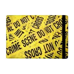 Crime Scene Ipad Mini 2 Flip Cases by Valentinaart