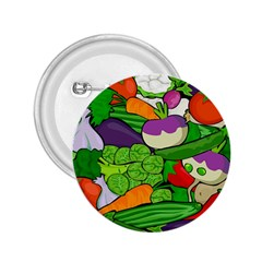 Vegetables  2 25  Buttons by Valentinaart