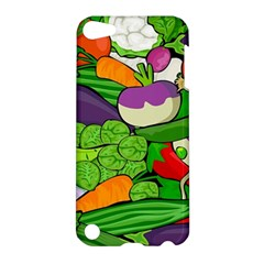 Vegetables  Apple Ipod Touch 5 Hardshell Case by Valentinaart