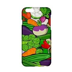 Vegetables  Apple Iphone 6/6s Hardshell Case by Valentinaart